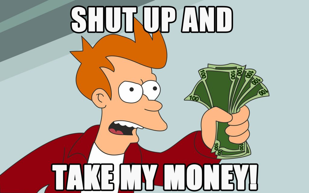 shut up and take my money ingenious items impulse shopping new products inventions innovations gadgets