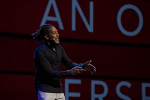 Ivan Words slam poet TEDxAmsterdamED TED talks OutsideIn