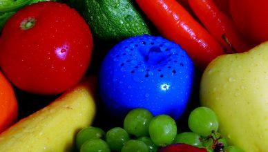 Bluapple keeps fruit vegetables fresh