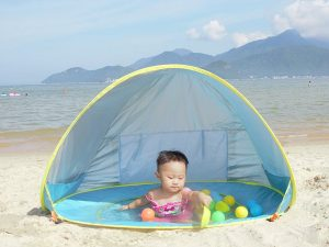 MonoBeach Baby Beach pop-up tent