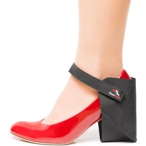 shoecoat shoe protection heel shield driving